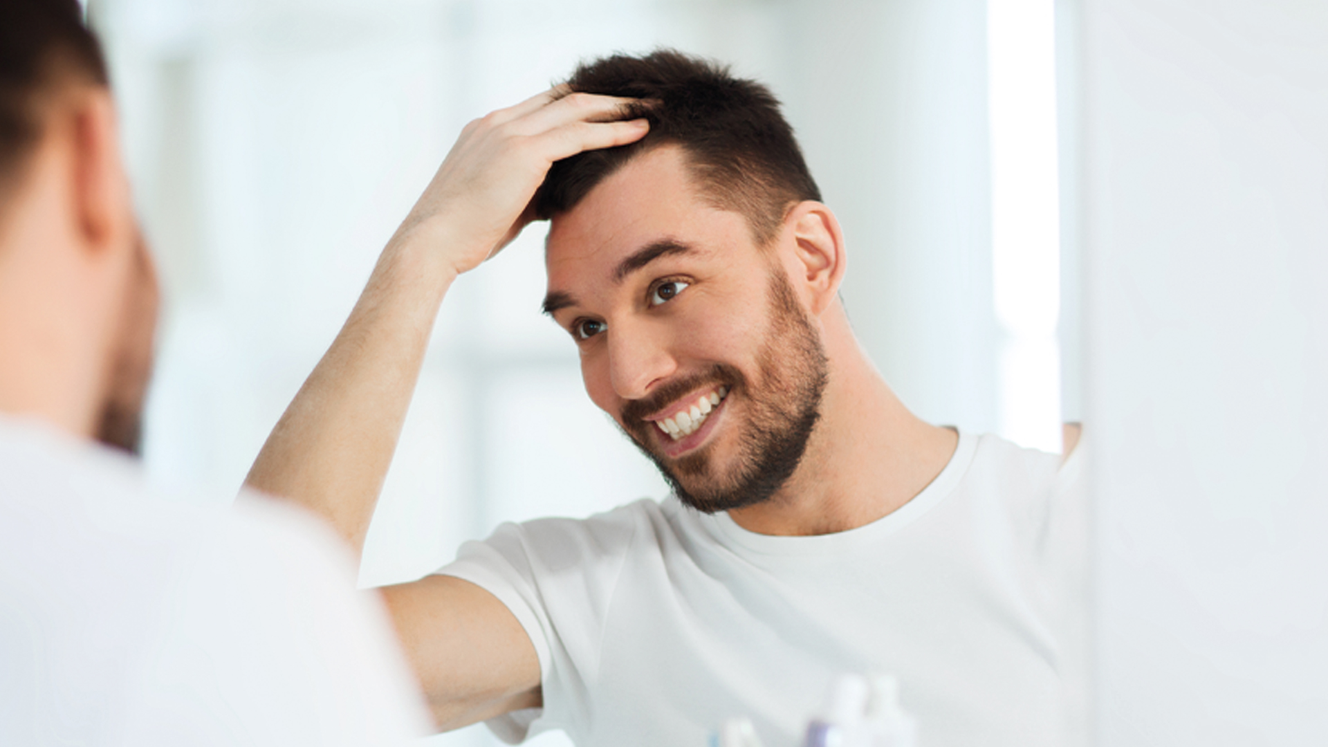 How baldness surpassed natural selection